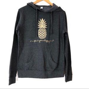 Independent Trading Company Pineapple Sweatshirt